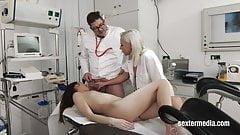 Немецкий доктор !!! был ли Ein Perverser в мешке