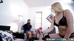 I Know That Girl - Sierra Nicole - Naughty Nympho Ties Up Bo