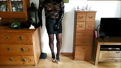 she did it in her pantyhose bad gurly