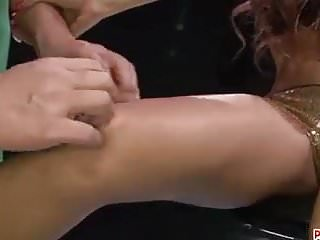 Natural way to tighten vagina Kyoko tries cock all the way into her peachy vagina