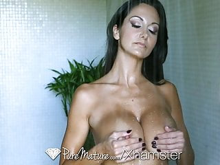 Amanda addams porno Hd - puremature busty ava addams bounces ass on mans cock