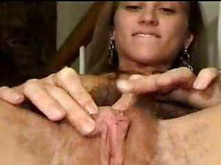 Open pic pussy wide - Nice hairy pussy wide open by troc