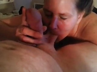 Mature tits bbw tube - Huge saggy tits bbw milf sucks dick