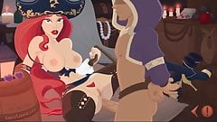 Miss Fortune's Booty Trap 2