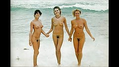 In The Summertime - Vintage Nudist Girls Slideshow