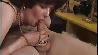 Vintage Gangbang Cum Slut