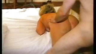 Getting Pounded Hard
