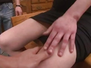 Hairy raw men fucking 3 men fucking her on the kitchen table fyff
