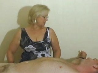 Mrs boerner naked Mrs. watson gives another great handjob