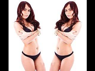 Ass black tit - Rachel nemi haulin ass black thong bikini