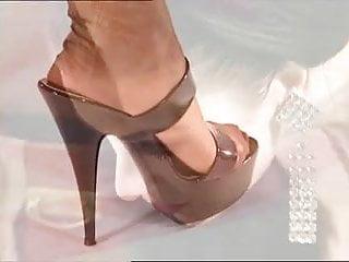 Fetish nylons stocking - A ladys nylon feet dream