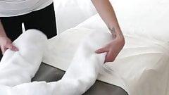 S.R. Massage Fuck Army Guy