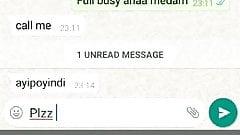 Aunty web chat