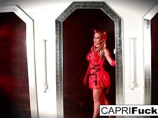 Capri sexy perfumes Capri is a sexy devil