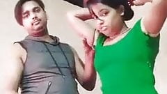 Desi boy friend and her girl friend romance