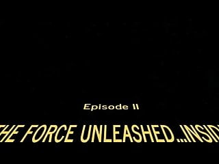 Teen shirt forced off Star wars..force unleashed....within 2
