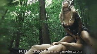 Fantasy series porn teaser - Lesbian, Orgy, Anal, Blowjob