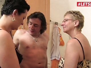 Ffm sex with dogs Letsdoeit - german married couple share everything ffm sex
