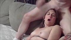 Joanne my new slave loves cum!