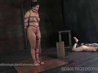 Electric sex shock Naked tortured by electric shock
