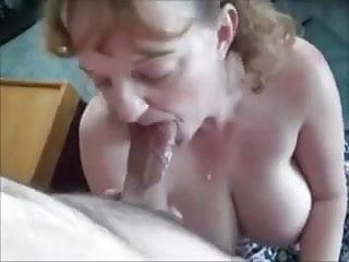Cum swallower extraordinaire Blowjob extraordinaire