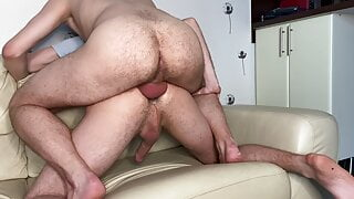 juicy ass fucked without a condom