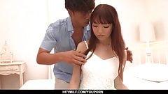 Tsurara Junna fucked hard and ma - More at Japanesemamas.com