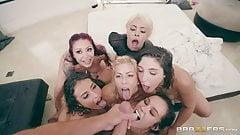 Brazzers House 2 Nasty Orgy