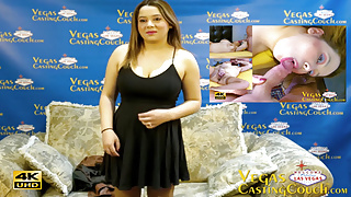 Lacey Laze -Cutie Latina Full Casting with VegasCastingCouch