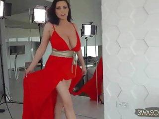Big tit polish - Busty goddess in the mood