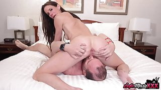 Fit MILF Sofie Marie Gets Ass Fucked After Sixty Nine Oral