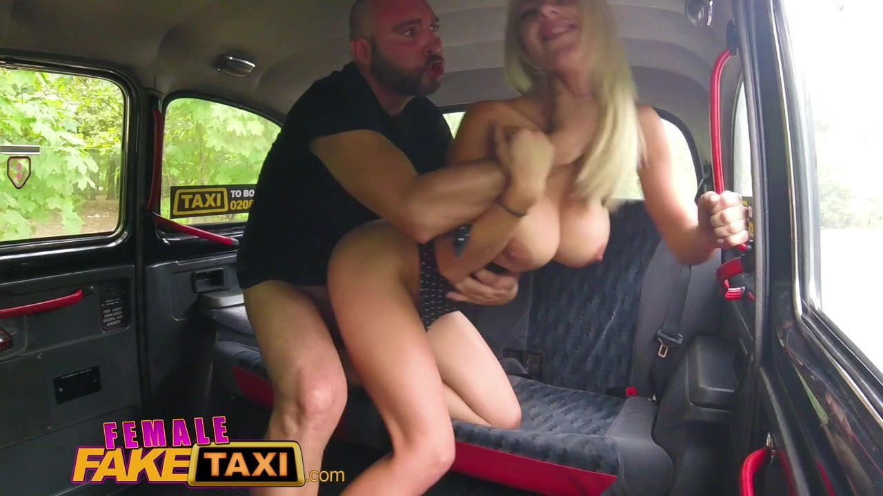 Fake Taxi Female Threesome