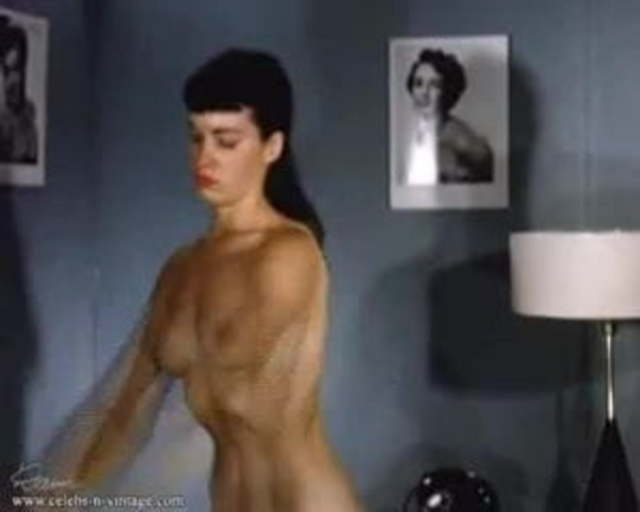 betty page sex