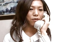 Hot secretary Kaoru Hayami gets it - More at hotajp.com