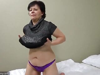 Lesbian granny porn videos Oldnanny lesbian granny with pretty girl playing with a toy