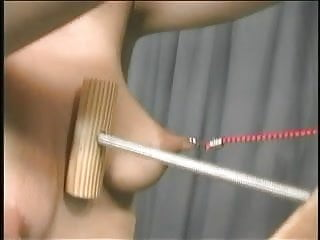 Teen torture tgp Blonde with hot pierced tits gets tortured
