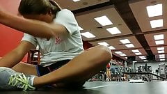Observando en el Gym #04
