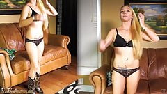 Amateur Mom on casting couch gets dirty at BrandNewAmateurs