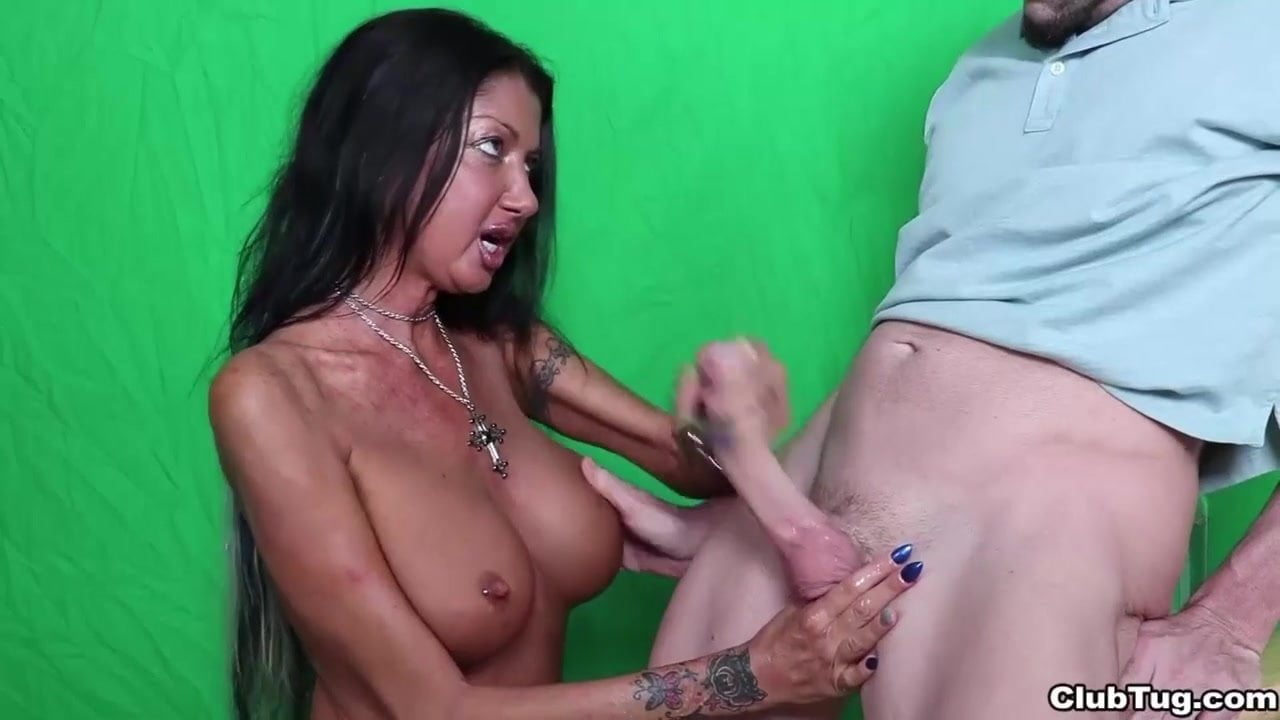 She Wanted To Watch Me Jerk Off