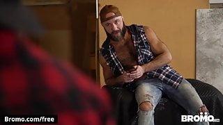 The Lumber Yard, Scene 1 featuring Jordan Levine and Teddy