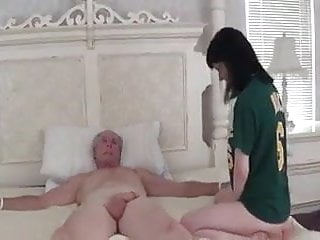Daughter wants sex porn Botr dad has no say when daughter wants to play