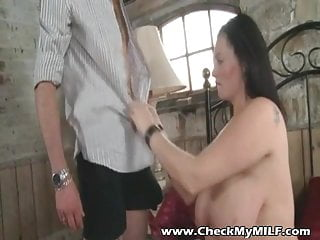 My mom is a busty milf Check my milf busty bbw mom fucked by her boyfriend