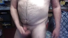 Old man daddy cum on cam 111