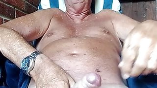 Naked cock play