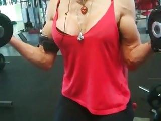 Tits biceps Boobs biceps 02