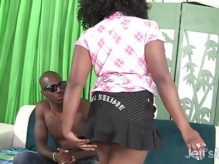 Black boob womens - Black plumper marie leone big black boob sex