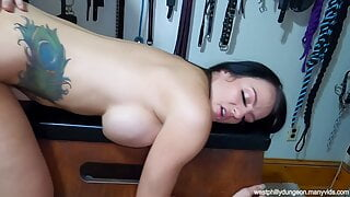 Madison Lust Visits West Philly Dungeon