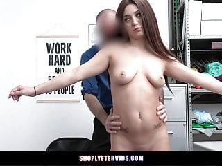 Sex and the city necklaces - Naughty brunette steals necklace and fucks to avoid jail