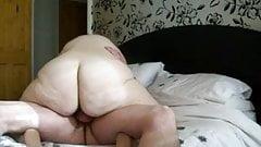 bbw shagging, big cock, cum