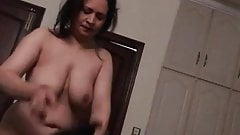 Indian Big Breast Aunty After Sex
